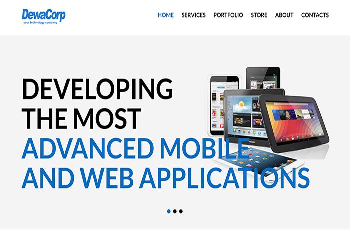 Refresh Website Development
