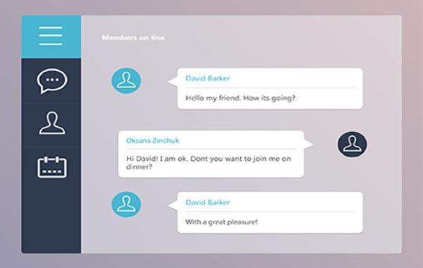 Chat App Prototype Development